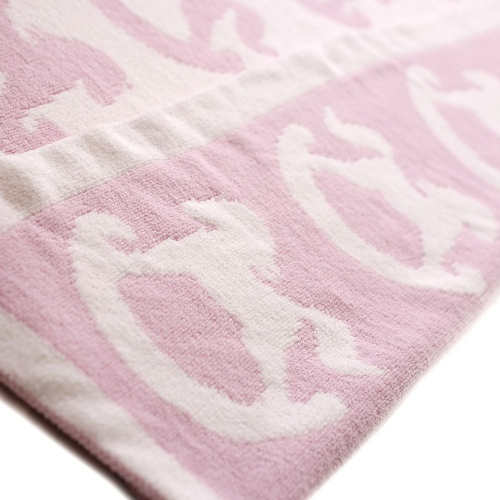 Reversible Rocking Horse Blanket